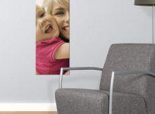 Foto op hout - paneel (30x80cm)
