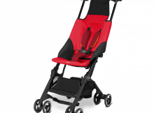 Goodbaby Gold Pockit Stroller Dragon Red