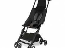 Goodbaby Gold Pockit Stroller Monument Black