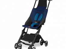 Goodbaby Gold Pockit Stroller Sea Port Blue