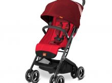 Goodbaby Gold QBit+ Stroller Dragon Red