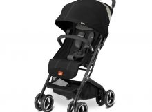 Goodbaby Gold QBit+ Stroller Monument Black