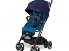 Goodbaby Gold QBit+ Stroller Sea Port Blue