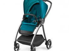 Goodbaby Platinum Maris Capri Blue