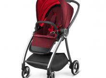 Goodbaby Platinum Maris Dragonfire Red