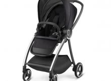 Goodbaby Platinum Maris Monument Black