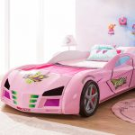 Gp Racer Autobed Roze – kleur: Roze – Beds and More