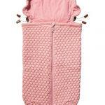 Joolz Essentials Babynest Reiswieg / Voetenzak Autostoel Pink – kleur: Roze – Joolz