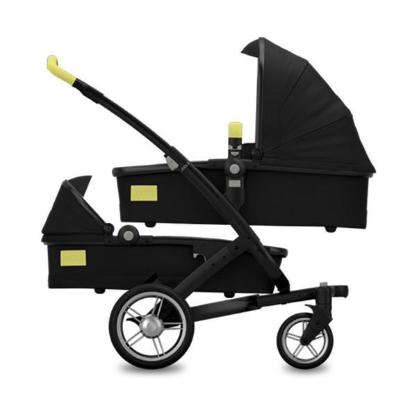 Joolz Geo Tailor Twin Noir - kleur: Zwart - Joolz