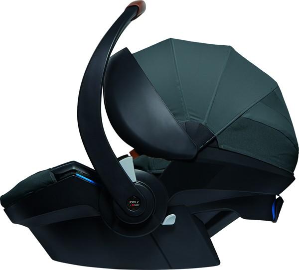 Joolz iZi Go Modular Hippo Grey - kleur: Grijs - Joolz