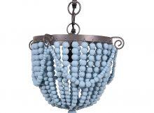 Kidsdepot Bead Hanglamp Blue