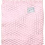 Koeka Ledikantdeken Valencia Old Baby Pink – kleur: Roze – Koeka