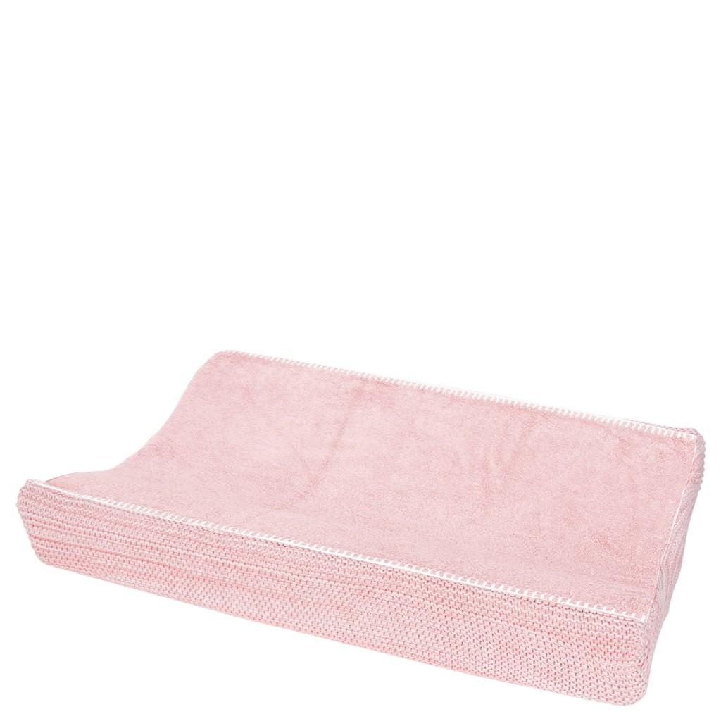 Koeka Waskussenhoes Porto Tea Rose/Baby Pink/White - kleur: Roze - Koeka