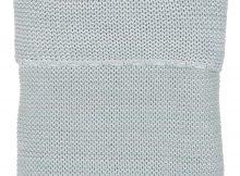 Koeka Wiegdeken Porto Sapphire/ Mint/ White