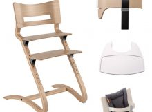 Leander Kinderstoel Combi Natural