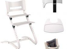 Leander Kinderstoel Combi Wit
