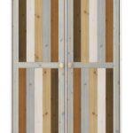 Life Time 2-deurskast Boomhut – kleur: Wit – Lifetime