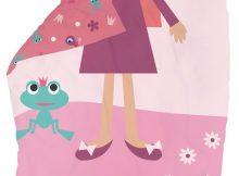 Life Time Dekbedovertrek Tiener Little Princess
