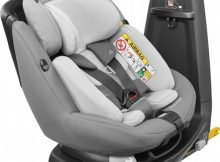 Maxi-Cosi AxissFix Plus Concrete Grey