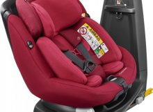 Maxi-Cosi AxissFix Plus Robin Red
