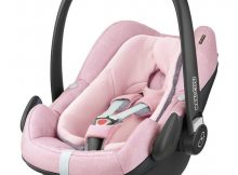Maxi-Cosi Pebble Plus Blush