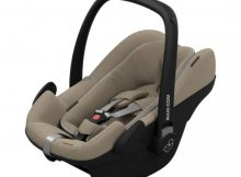 Maxi-Cosi Pebble Plus Sand