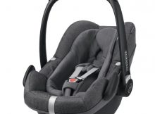 Maxi-Cosi Pebble Plus Sparkling Grey