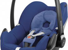 Maxi-Cosi Pebble Q-Design Blue Base