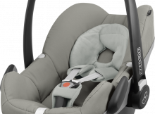 Maxi-Cosi Pebble Q-Design Grey Gravel