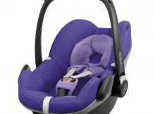 Maxi-Cosi Pebble Q-Design Purple Pace