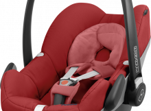 Maxi-Cosi Pebble Q-Design Red Rumour