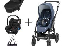 Maxi-Cosi Stella Nomad Blue PACK - Nu met gratis accessoires!