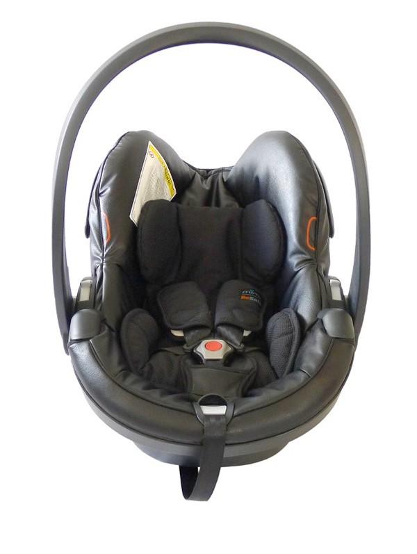Mima iZi Go Autostoel Flair Black - kleur: Zwart - Mima