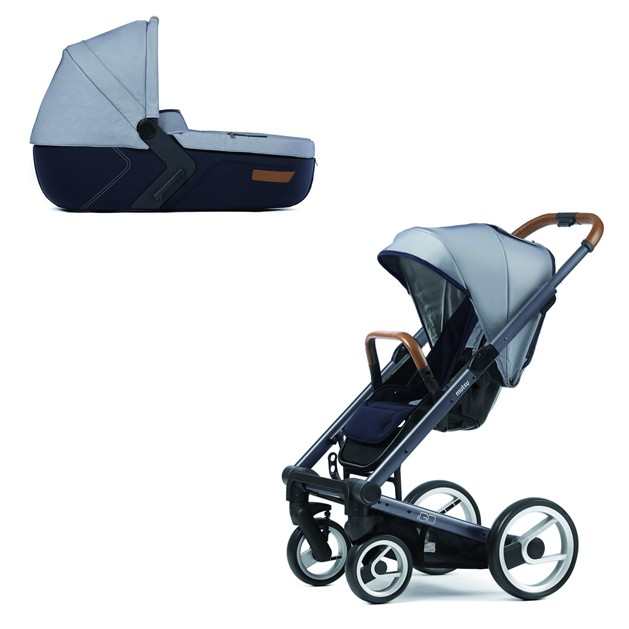 mutsy igo urban nomad white blue dark grey frame babykamer winkel. Black Bedroom Furniture Sets. Home Design Ideas