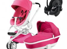 Quinny Moodd Combi Pink Passion - Nu met gratis autostoel!