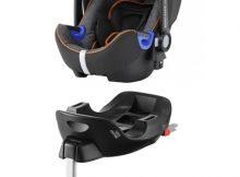 Römer Baby-Safe I-Size Black Marble PACK