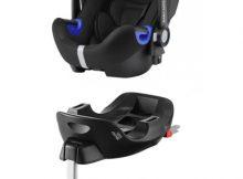 Römer Baby-Safe I-Size Cosmos Black PACK
