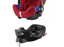 Römer Baby-Safe I-Size Flame Red PACK