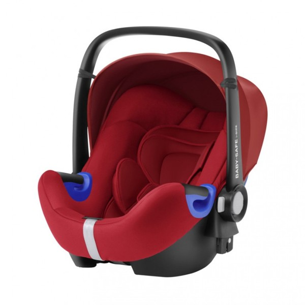 Römer Baby-Safe I-Size Flame Red - kleur: Rood - Romer