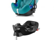 Römer Baby-Safe I-Size Lagoon Green PACK