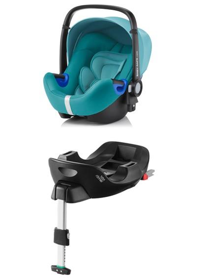 Römer Baby-Safe I-Size Lagoon Green PACK - kleur: Groen - Romer