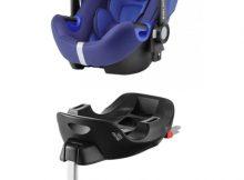 Römer Baby-Safe I-Size Ocean Blue PACK