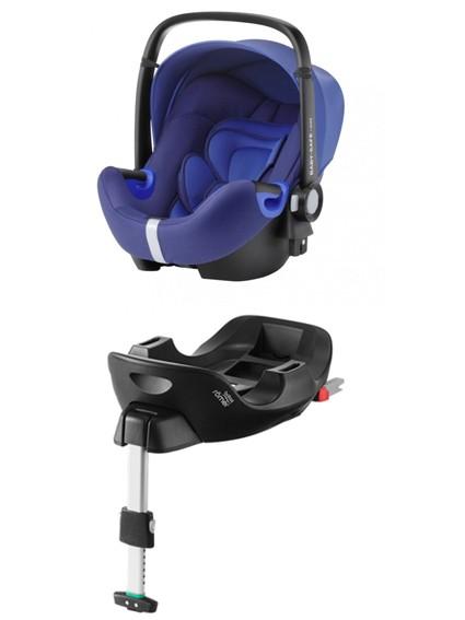 Römer Baby-Safe I-Size Ocean Blue PACK - kleur: Blauw - Romer