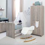 Rene Kledingkast 2-deurs – kleur: Wit – Bebies First