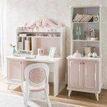 Rosa Bureau – kleur: Roze – Beds and More