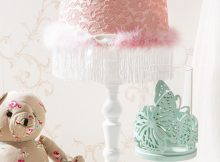 Rosa Nachtlamp