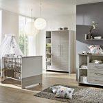 Schardt Babykamer Eco Silver – kleur: Zilver – Schardt