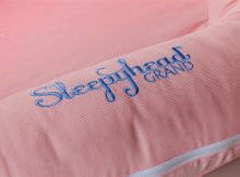 Sleepyhead Grand Cover Strawberry Cream