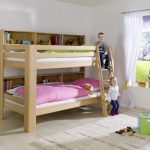 Stapelbed Jan Beuken Blank – kleur: Naturel – Beds and More