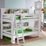 Stapelbed Jan Beuken Wit – kleur: Wit – Beds and More